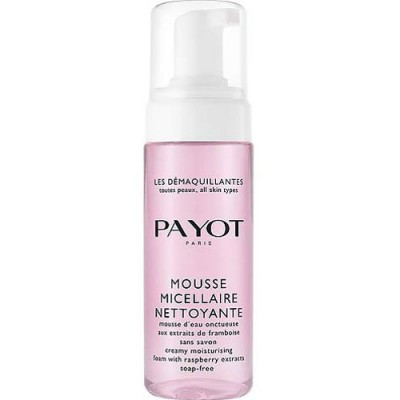 Пенка очищающая мицеллярная для всех типов кожи Payot Les Demaquillantes 150 мл: фото