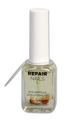Восстанавливающее средство для ногтей Эко ампула THE FACE SHOP Repair nails 09 eco ampoule: фото