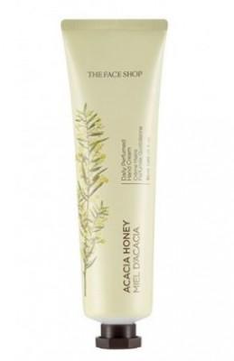 Крем для рук парфюмированный Акация THE FACE SHOP Daily perfumed hand cream 08 Acacia Honey 30 мл: фото