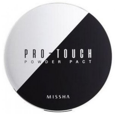 Пудра компактная MISSHA Pro-Touch Powder Pact SPF25/PA++ №21: фото