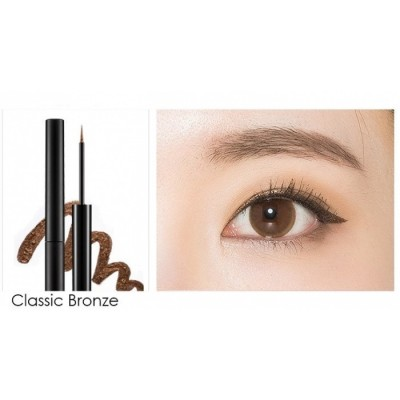 Подводка для глаз MISSHA Real Proof Color Fix Liner Classic Bronze: фото