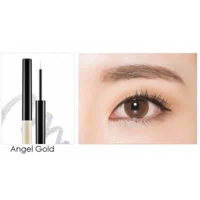 Подводка для глаз MISSHA Real Proof Color Fix Liner Angel Gold: фото