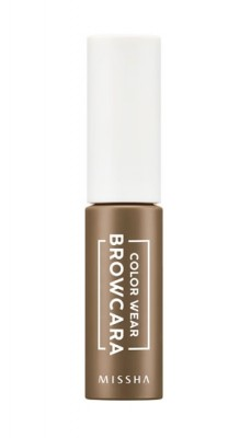 Тушь для бровей MISSHA Color Wear Browcara Blondy Brown: фото