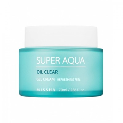 Крем для жирной кожи MISSHA Super Aqua Oil Clear Gel Cream: фото