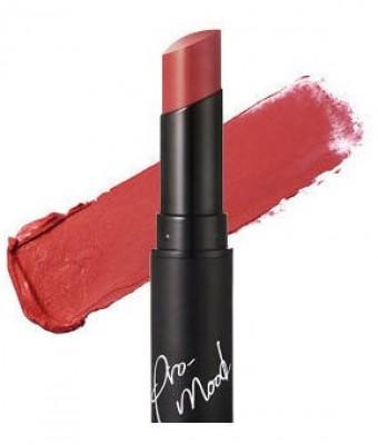 Матовая губная помада OTTIE Promode Lipstick Cashmere Matte №06 Urban Maple: фото
