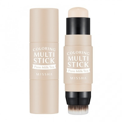Румяна-стик MISSHA Coloring Multi Stick BE01/Pure Milk Tea: фото