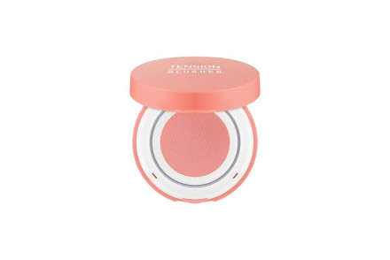 Румяна -кушон для лица MISSHA Tension Blusher PK02/Pink Ruffle: фото