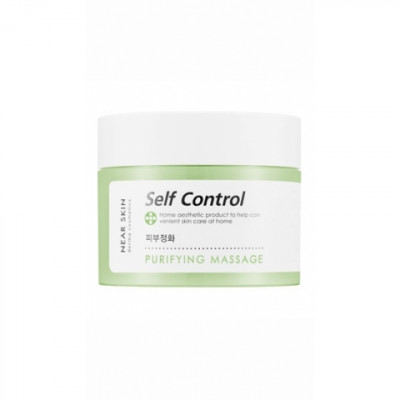 Массажный крем для лица MISSHA Near Skin Self Control Purifying Massage 200 мл: фото