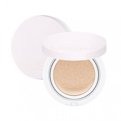 Тональный крем-кушон Missha Magic Cushion Cover Lasting SPF50+/PA+++№23 15 гр.: фото