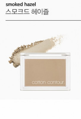 Румяна для лица MISSHA Cotton Contour Smoked Hazel: фото
