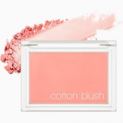 Румяна для лица MISSHA Cotton Blusher My Candy Shop: фото