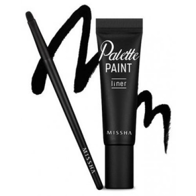 Подводка для глаз MISSHA Palette Paint Liner Black Overseas only: фото