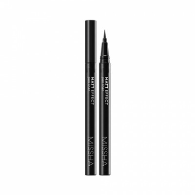 Подводка для глаз MISSHA Matt Effect Pen Liner Blrown: фото