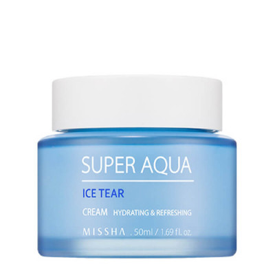Крем Освежающий MISSHA Super Aqua Ice Tear Cream 50 мл: фото