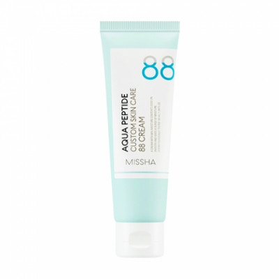 Крем для лица MISSHA Aqua Peptide Custom Skin Care 88 CREAM 50мл: фото