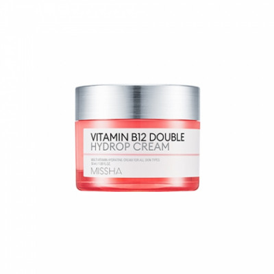Крем Увлажняющий MISSHA Vitamin B12 Double Hydrop Cream 50мл: фото