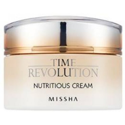 Крем Питательный MISSHA Time Revolution Nutritious Cream 50 мл: фото