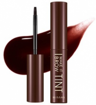 Тинт для бровей MISSHA Make It Brow Tint Raspberry Brown: фото