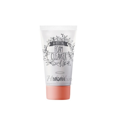 Пенка для лица YADAH W-BOOSTING FOAM CLEANSER 15ml: фото