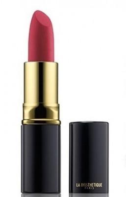 Губная помада с перламутровым блеском La Biosthetique Sensual Lipstick B228 Vibrant Red 4г: фото