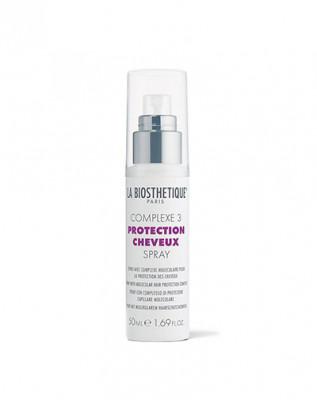Спрей с мощным молекулярным комплексом защиты волос La Biosthetique Spray Complexe 3 50мл: фото