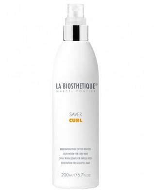 Лосьон освежающий локоны La Biosthetique Saver Curl 200 мл: фото