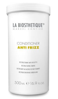 Кондиционер для непослушных и вьющихся волос La Biosthetique Conditioner Anti Frizz 500мл: фото