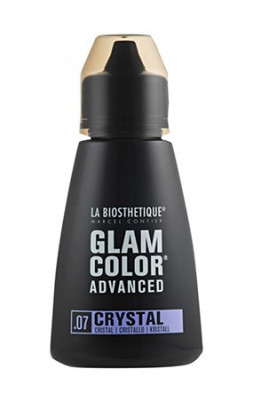 Кондиционер для волос тонирующий La Biosthetique Glam Color Advanced 07 Crystal 200мл: фото