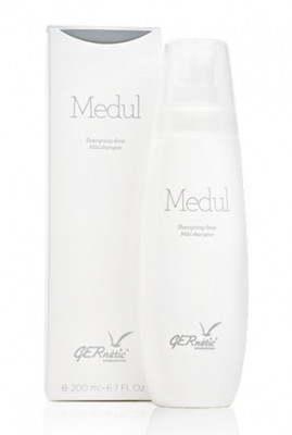 Шампунь мягкий лечебный GERnetic MEDUL 200 мл: фото
