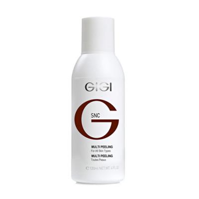 Мультипилинг для всех типов кожи GIGI SNC Multi peeling for all skin 120 мл: фото
