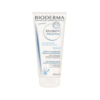 Крем Профилактический уход Bioderma Atoderm 200 мл: фото
