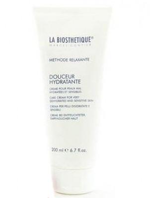 Крем успокаивающий для восстановления баланса обезвоженной, чувствительной кожи Douceur Sensitif Hydratante 200 мл: фото