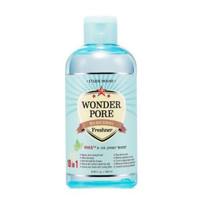Тоник для очищения пор ETUDE HOUSE Wonder Pore Freshner 10in1 250мл: фото
