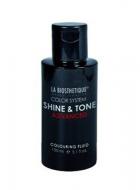 Краситель для процедуры биоламинирования прямой тонирующий La Biosthetique Shine&Tone Advanced /3 Gold 150мл: фото