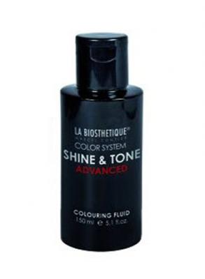 Краситель для процедуры биоламинирования прямой тонирующий La Biosthetique Shine&Tone Advanced /7 Irise 150мл: фото