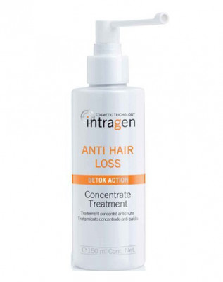 Средство против выпадения волос Revlon Professional INTRAGEN ANTI HAIR LOSS TREATMENT 150мл: фото