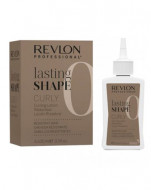 """Лосьон """"0"""" для химической завивки для трудноподдающихся волос Revlon Professional LASTING SHAPE CURLY RESISTANT HAIR 3*100мл: фото"""