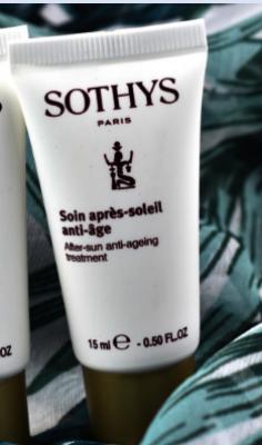 Крем для лица Восстанавливающий anti/age после инсоляции Sothys After-Sun Anti-Ageing Treatment 15 мл: фото