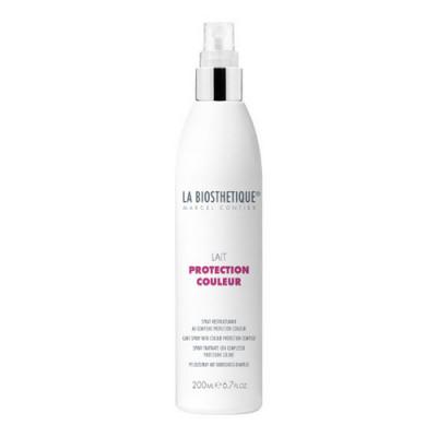 Молочко для ухода за окрашенными волосами La Biosthetique Lait Protection Couleur 200мл: фото