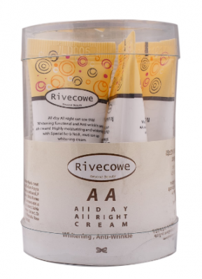 Крем для лица RIVECOWE Beyond Beauty All day All right Cream АА 5мл*5шт: фото