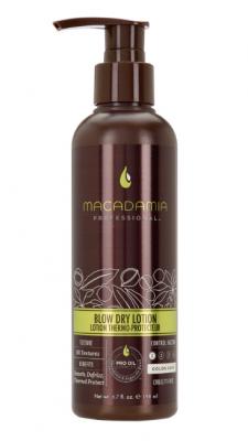 Лосьон для укладки Macadamia Blow Dry Lotion Thermo-Protecteur 198мл: фото