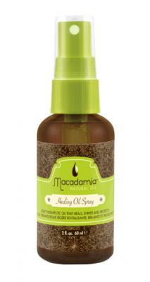 Уход восстанавливающий с маслом арганы и макадамии - спрей Macadamia Healing Oil Spray 60мл: фото