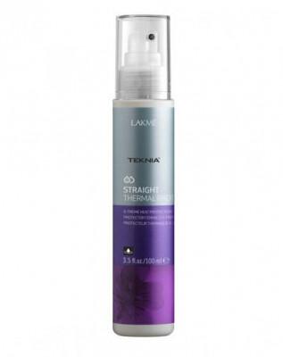 Cпрей для экстремальной термозащиты волос LAKMÉ STRAIGHT THERMAL PROTECTOR 100мл: фото