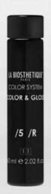 Тонирующий гель без аммиака La Biosthetique Color & Gloss №5 Красный 60мл*3: фото