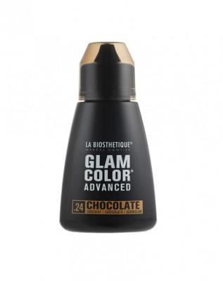Кондиционер для волос тонирующий La Biosthetique Glam Color 24 Chocolate 180мл: фото