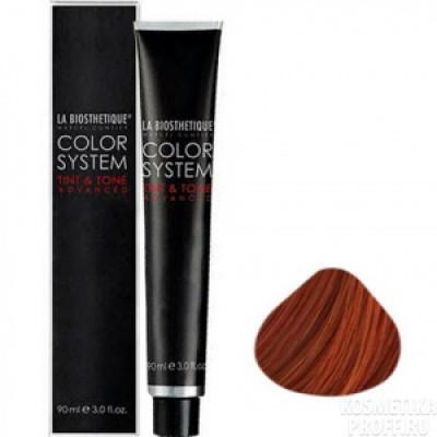 Краситель La Biosthetique Tint & Tone 6/54 Темный блондин красно-медный интенсивный 90мл: фото