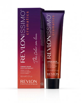Краска для волос Revlon Professional Revlonissimo NMT Cromatics C46 усиленно Медно-Красный 60мл: фото