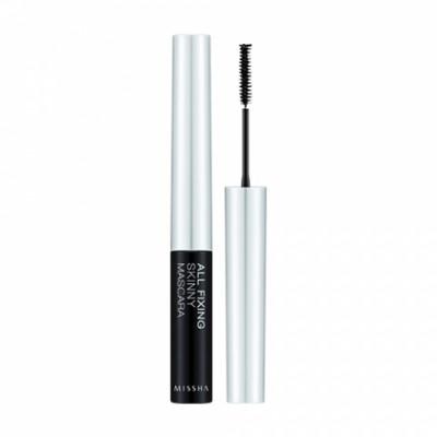 Тушь для ресниц MISSHA All Fixing Skinny Mascara Clear Long 4g: фото
