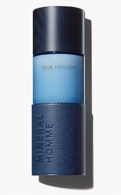 Эмульсия для лица THE SAEM Mineral Homme Blue Emulsion 130мл: фото