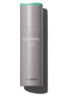Флюид солнцезащитный THE SAEM Eco Energy All In One Sun Fluid 240г: фото